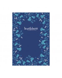 Abhyasi Note Book/Diary-Big-Green Floral