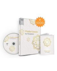Masterclasses for Preceptor DVD with Booklet – PAL