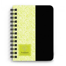 Heartfulness spiral Notebook