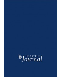 Heartful Journal - 240 page notebook - A5 size